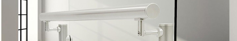 Interna-Rail® KLEAR | Architectural Handrail by Hollaender