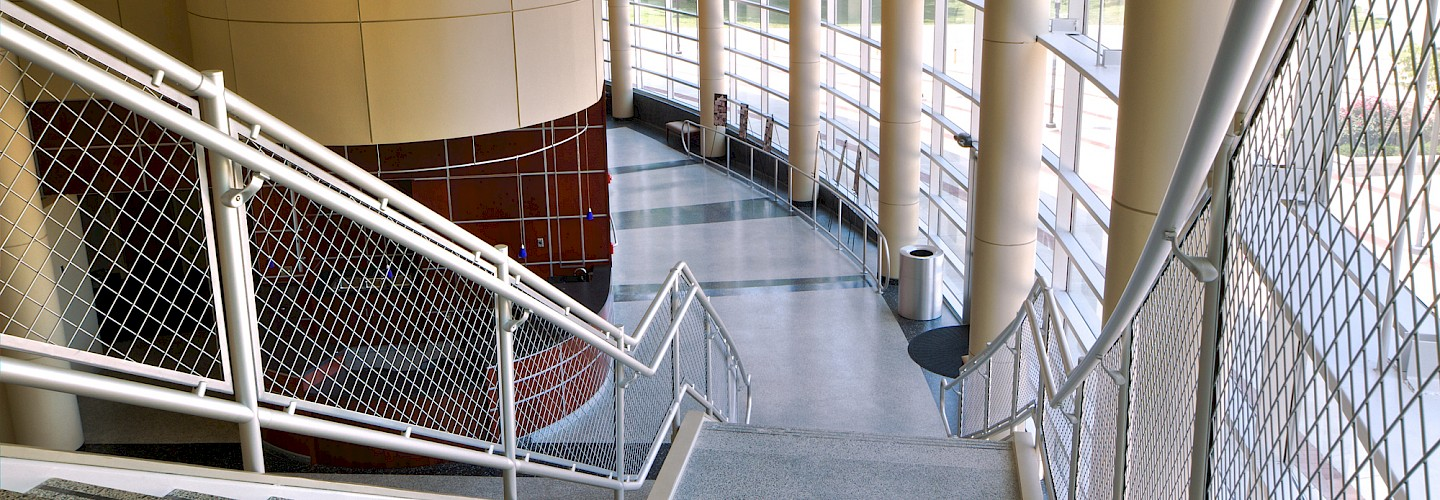Ursuline Academy - Interna-Rail® | Architectural Handrail by Hollaender